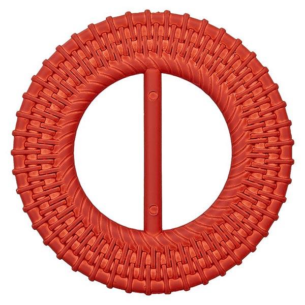 Polyesterschließe [ 50 mm  ] – rotorange
