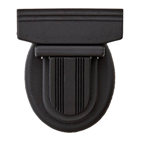 Taschenverschluss [ 38 mm ] – schwarz