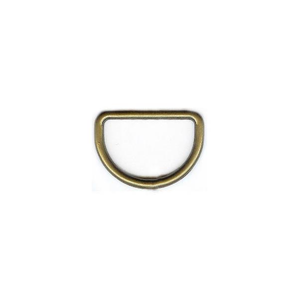 Anneau D métal 851