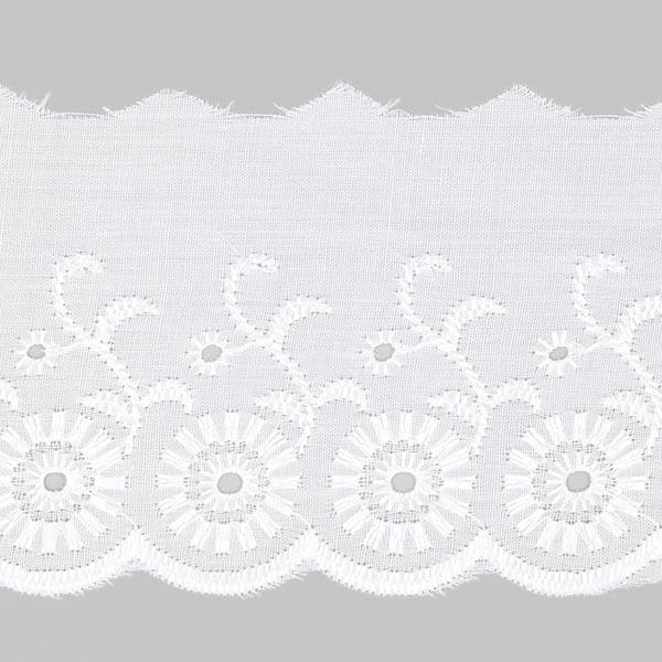 Feston Fleur – blanc