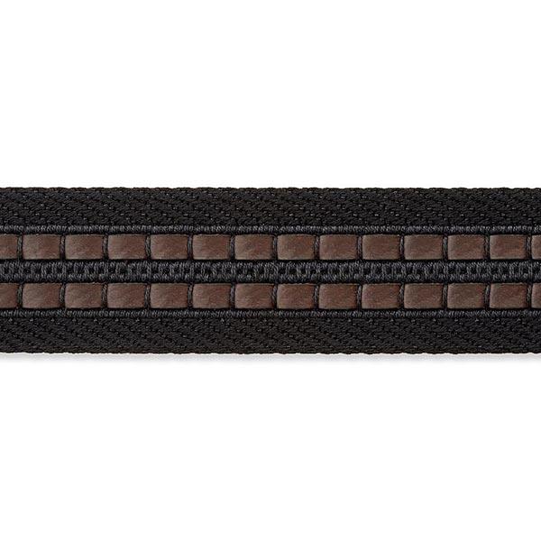 Sangle sac et ceinture [ Largeur : 35 mm ] – marron foncé