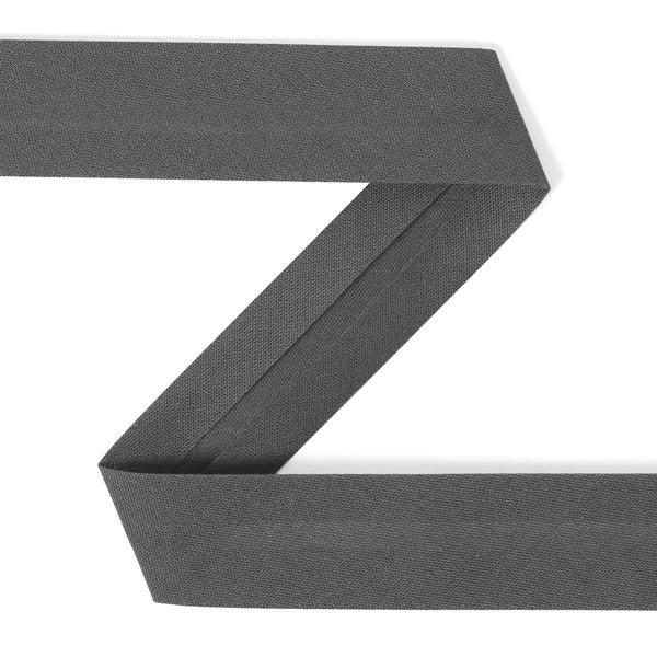 Biais, 20 mm - gris