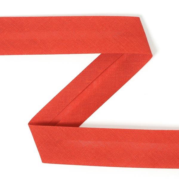 Biais, 20 mm - rouge vif