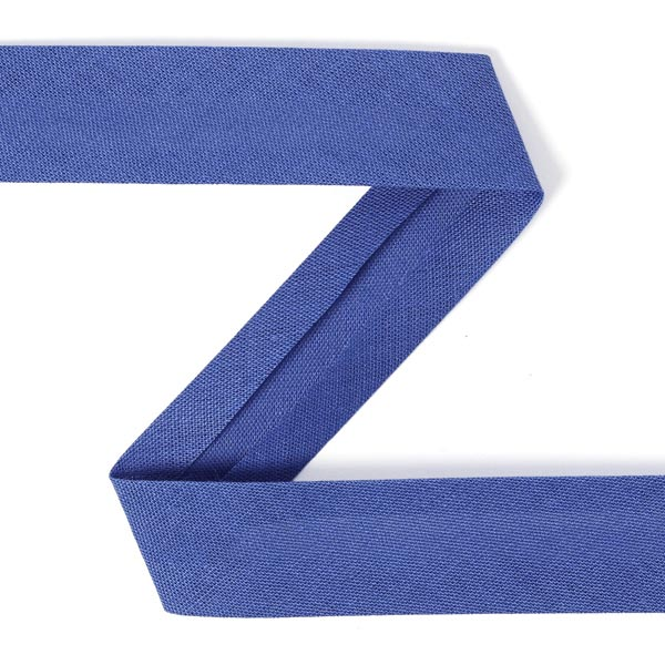 Biais, 20 mm - bleu