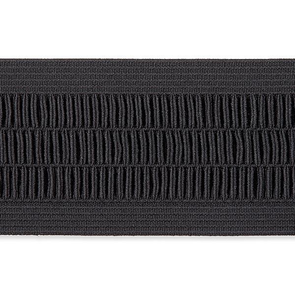 Gummiband Bold [60 mm] - schwarz