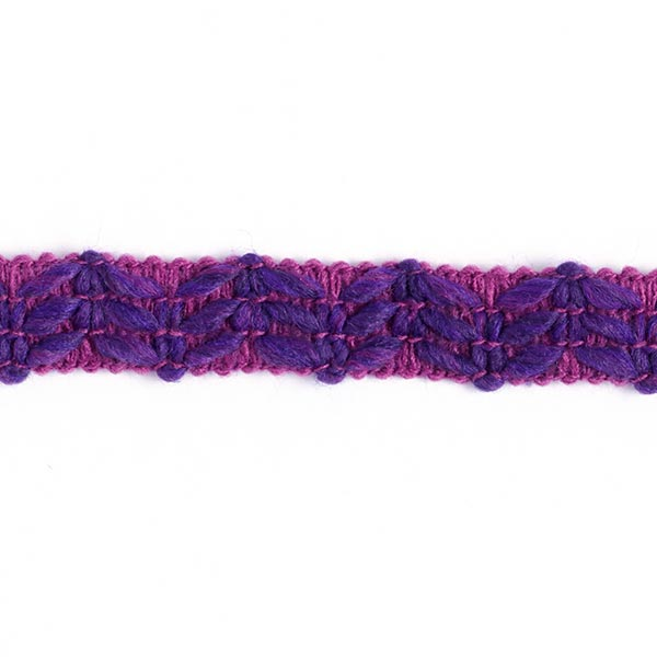 Wollborte Cozy [18 mm] - violett