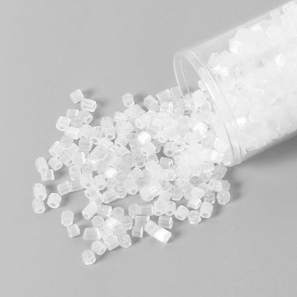Perles de rocaille satinées [9/0 ≈ Ø 2,7 mm] 1 | Gütermann