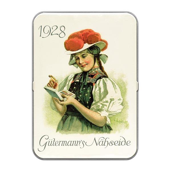 Kit fils à tout coudre Nostalgicbox 1928 [ 100m   8 Pièces ]   Gütermann creativ