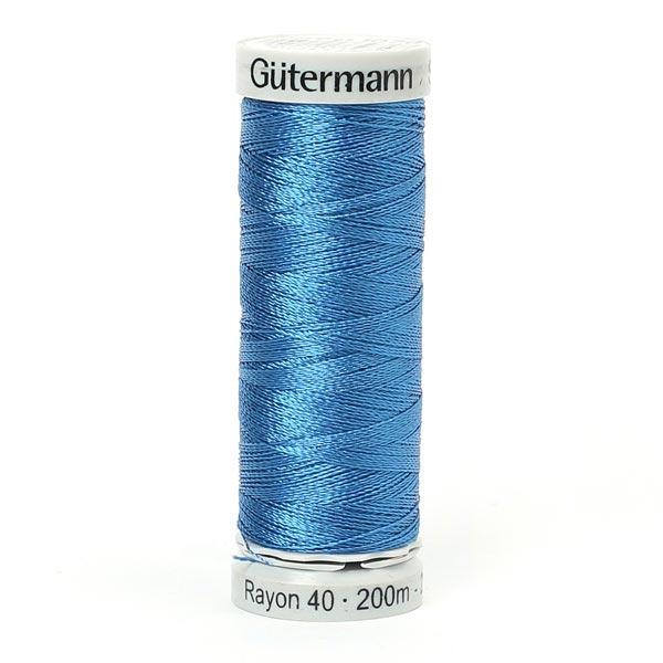 Rayon 40 Fil à broder machine (1076) | 200 m | Gütermann
