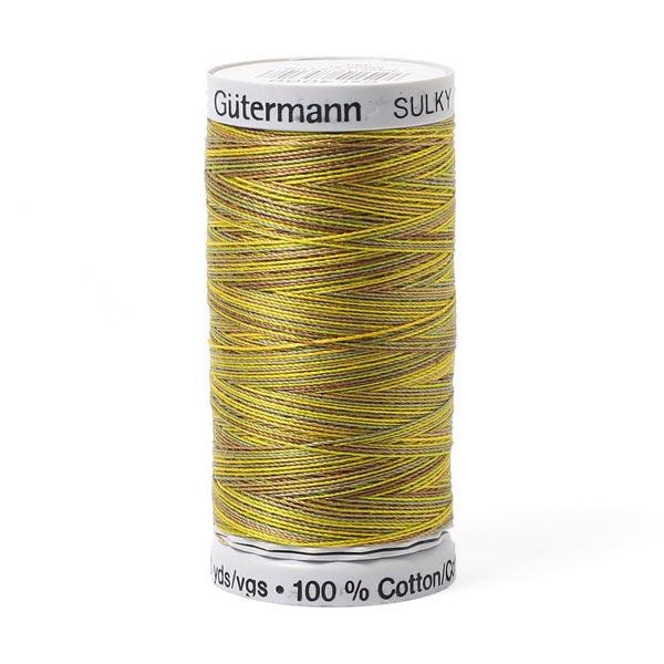 Cotton 30 Fil à broder machine (4009) | 300 m | Gütermann SULKY