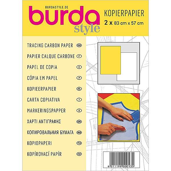 Burda Kopierpapier - gelb