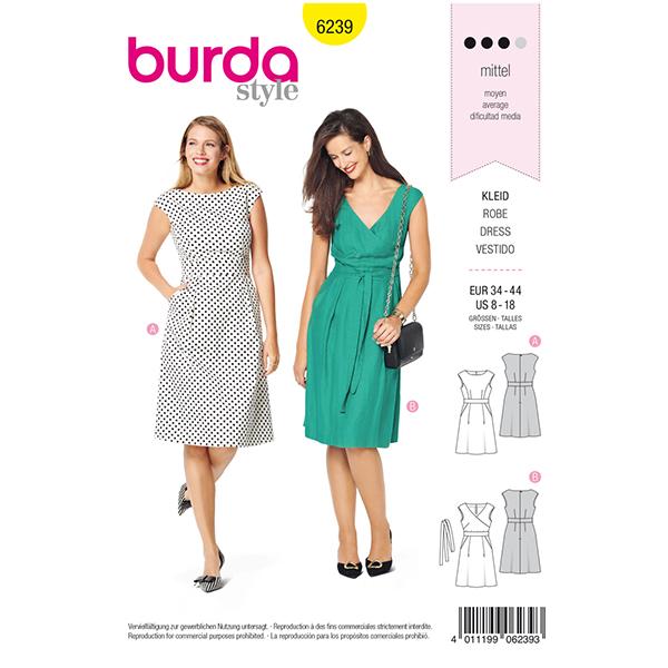 Robe, Burda 6239 | 34 - 44