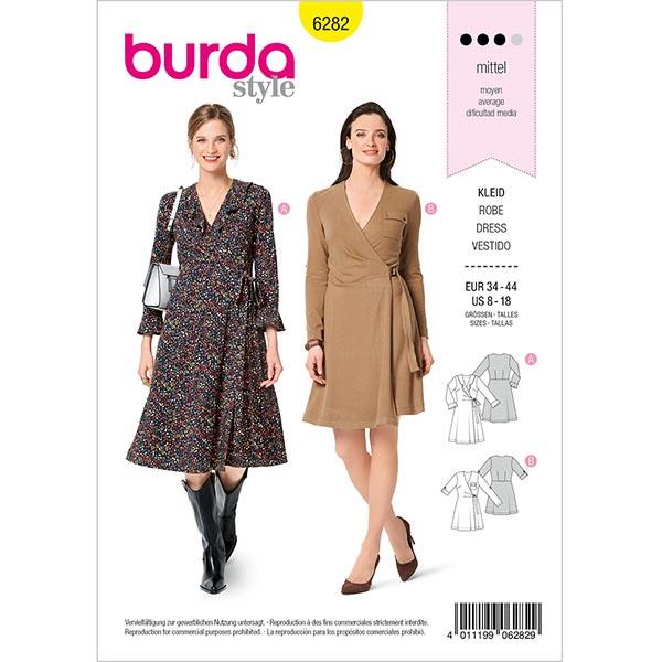 Robe, Burda 6282 | 34-44