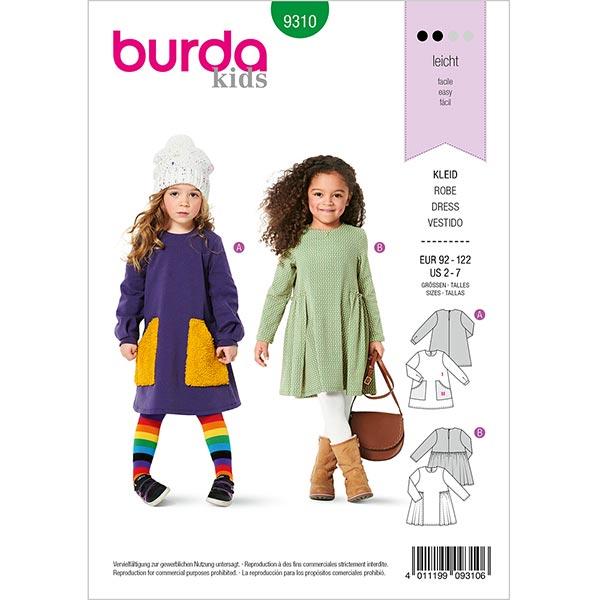 Robe, Burda 9310   92-122