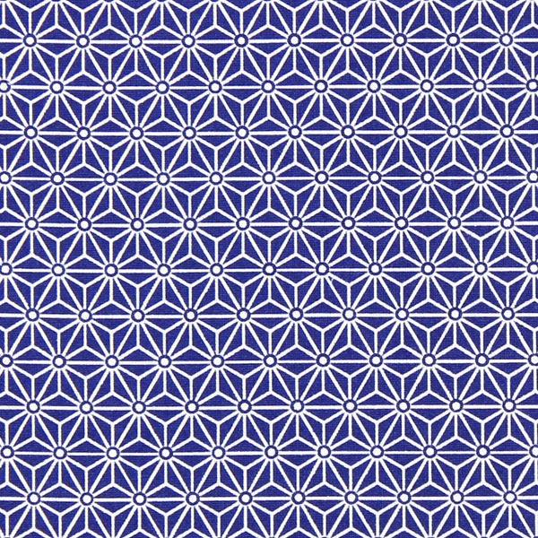 Tissu de décoration Saki – bleu marine