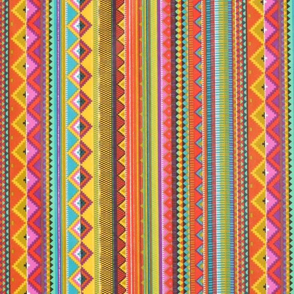 Beschichtete Baumwolle Inka