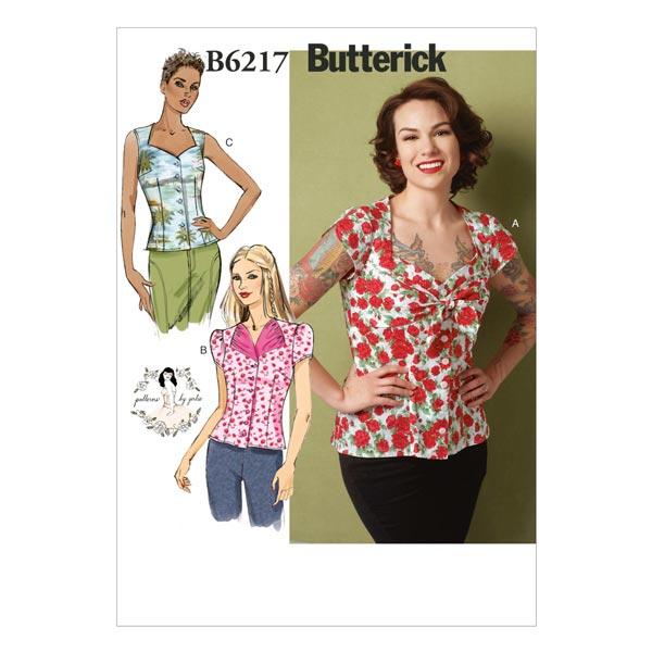 Haut, Butterick 6217|30 - 38