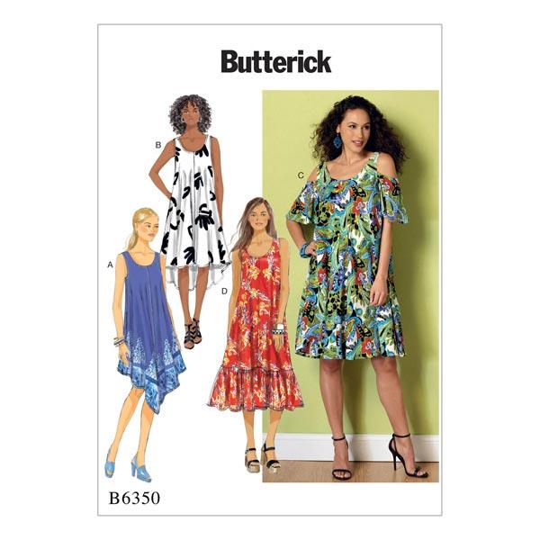 Robe, Butterick 6350|30 - 40