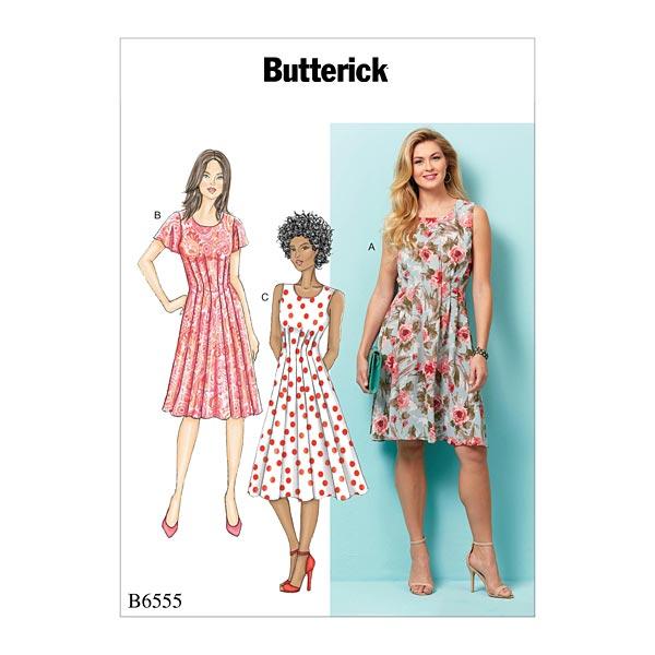 Robe, Butterick 6555 | 32 - 40