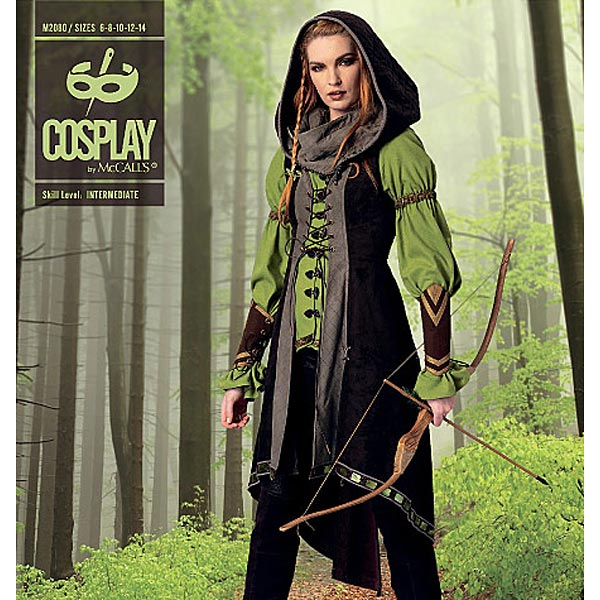 Tunique   Gilet   Hoodie   Brassards, Cosplay BRAND Collection 2080   32 - 40