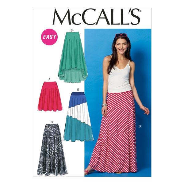 Jupe, McCalls 6966   42 - 50