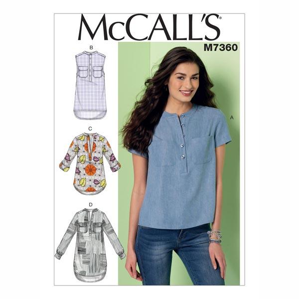 Haut, McCalls | 32 - 40