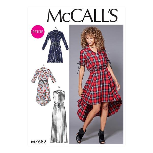 Robe shirt, McCalls 7682 | 32 - 40