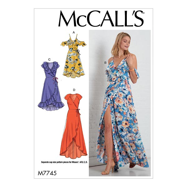 Robes, McCALL'S 7745 | 42 - 50
