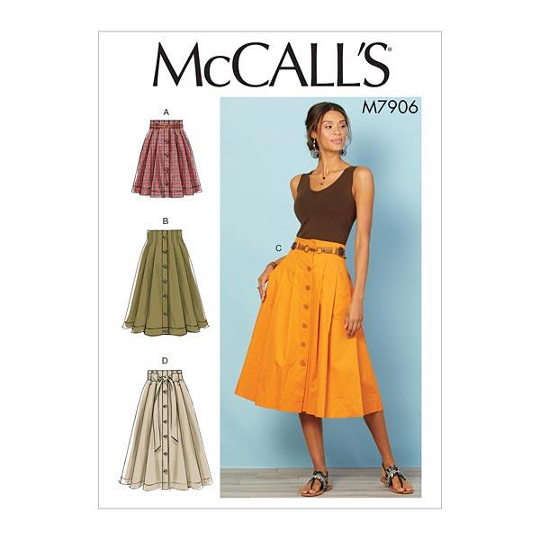 Jupe McCalls 7906   40-48