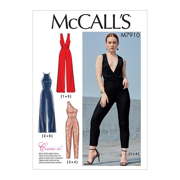 Combinaison McCalls 7910   32-40
