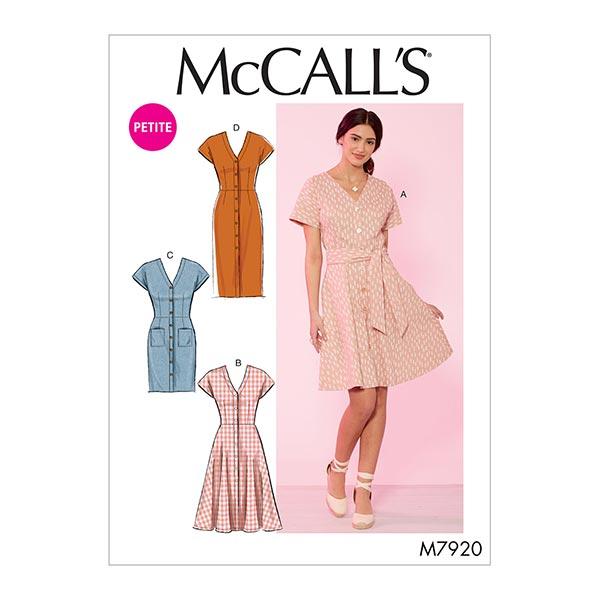 Robe, McCalls 7920 | 40-48