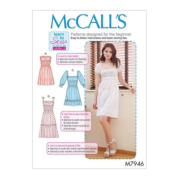 Robe, McCall's 7946 | 30-38