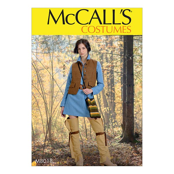 Tailleur, McCall´s 8018  34-44