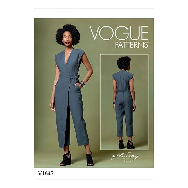 Combinaison, Vogue 1645 | 42-48