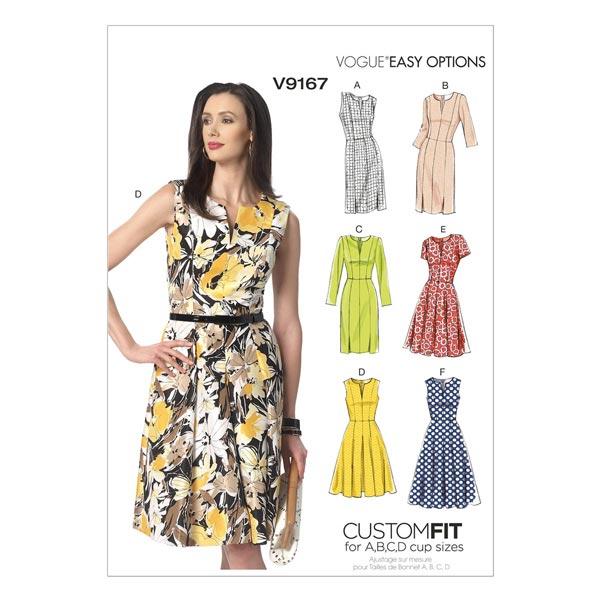 Robes, Vogue 9167   32 - 40