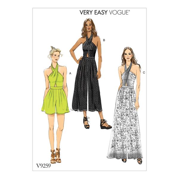 Combinaison, Vogue 9259 | 40 - 48