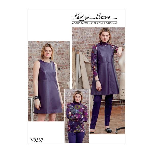 Top | Tunique | Pantalon - Kathryn Brenne, Vogue 9337 | 42 - 50