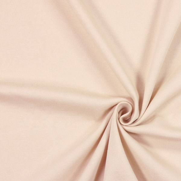 Jersey interlock – beige