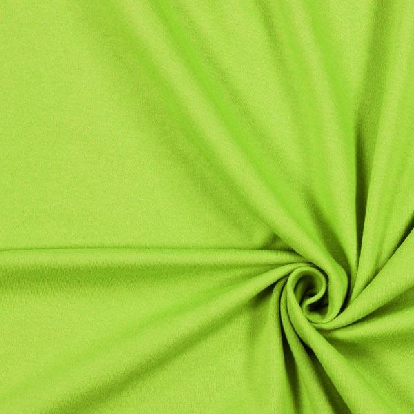 Jersey interlock – vert tilleul