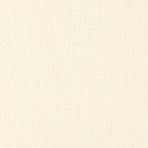 Bordure tricotée – crème