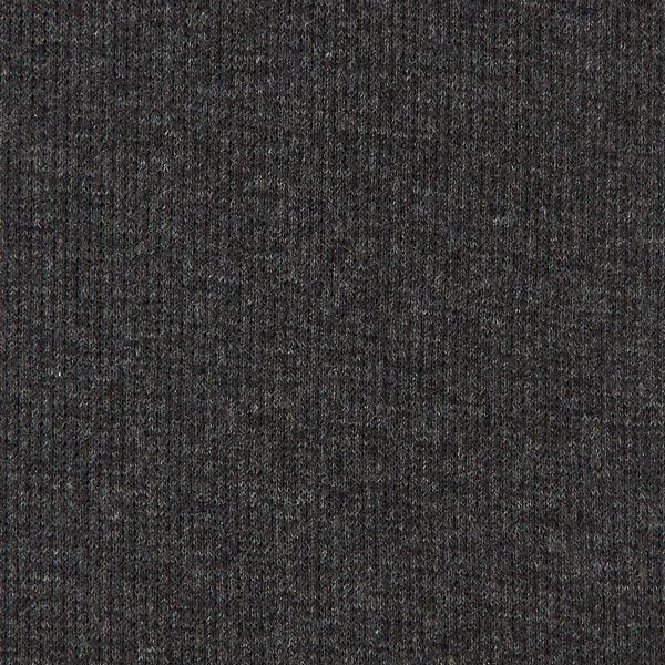 Bordure tricotée – anthracite