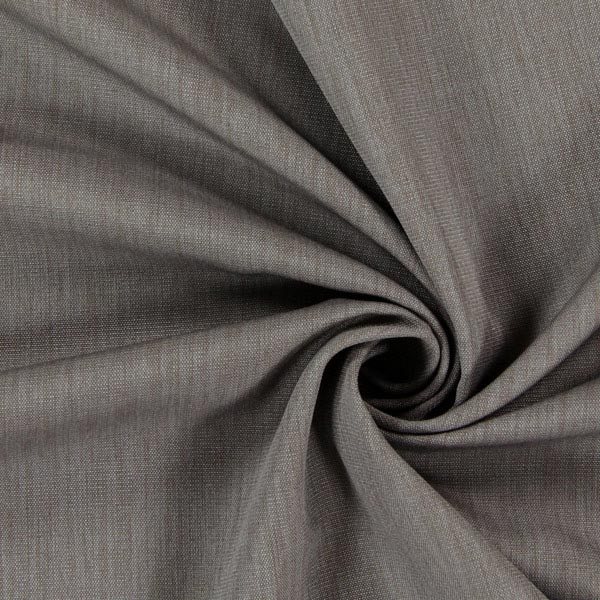Vorhangstoff recycelt – grau