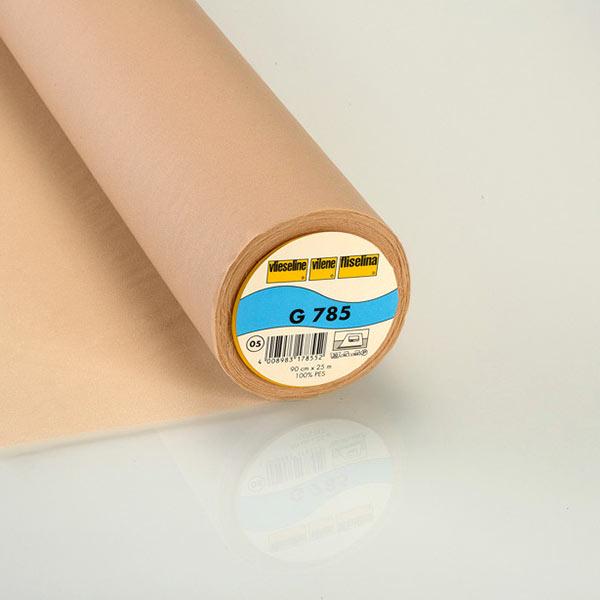 G 785 Gewebeeinlage - beige | Vlieseline