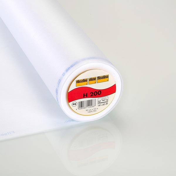 H 200 Bügeleinlage - weiss | Vlieseline