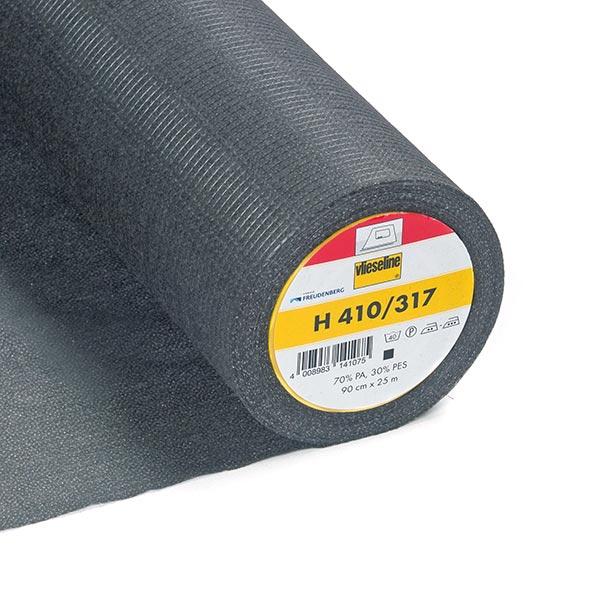H 410 Bügeleinlage - grau | Vlieseline