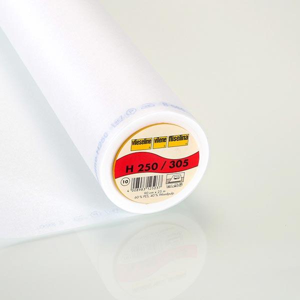 H 250 Bügeleinlage - weiss | Vlieseline