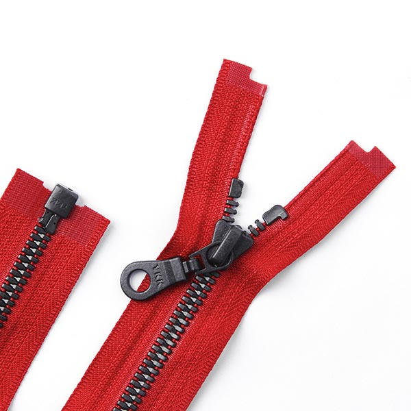 Fermeture à glissière 4296577 (519) - rouge