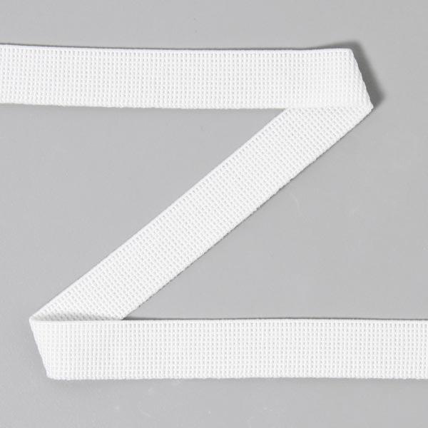 Élastique tissée 501 – blanc   YKK