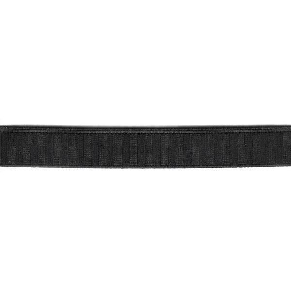 Bande de corsage élastique 580 – noir | YKK