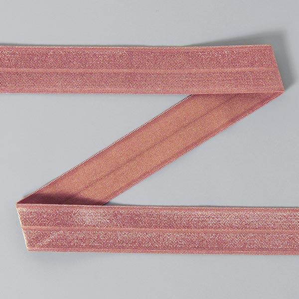 Ruban de bordage élastique 508 – vieux rose